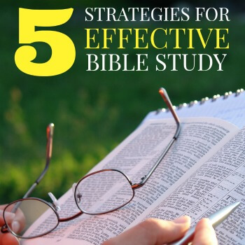 As Christians, we yearn to learn more about God but studying the Bible can be challenging. How can we improve our Bible study habits and build our faith? Check out these 5 fabulous tips!
