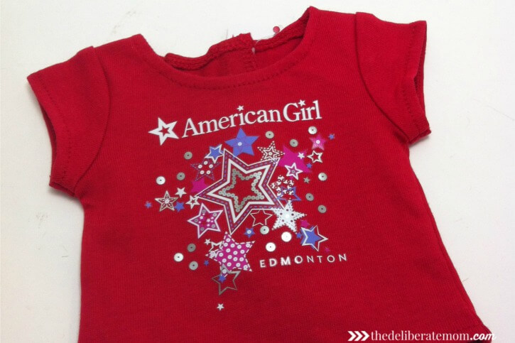 Edmonton now has its very own American Girl boutique, and it's AWESOME!
