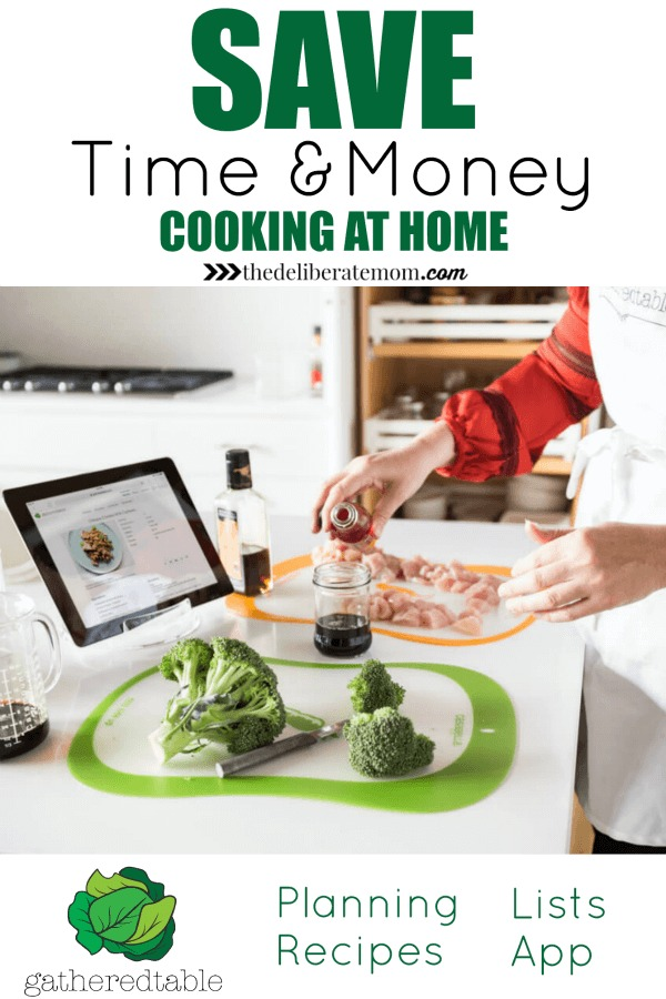 save time and money by cooking at home the deliberate mom