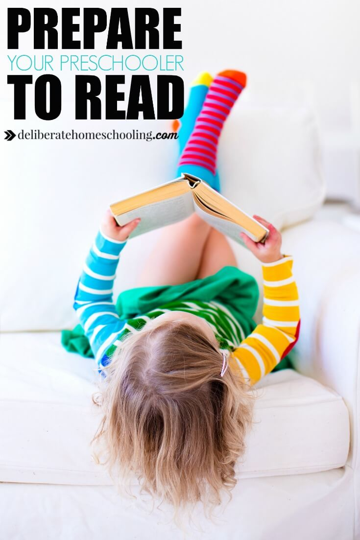 It's important not to rush children into reading. However, there are some fun ways to prepare and teach your preschooler to read. FREE printables included!