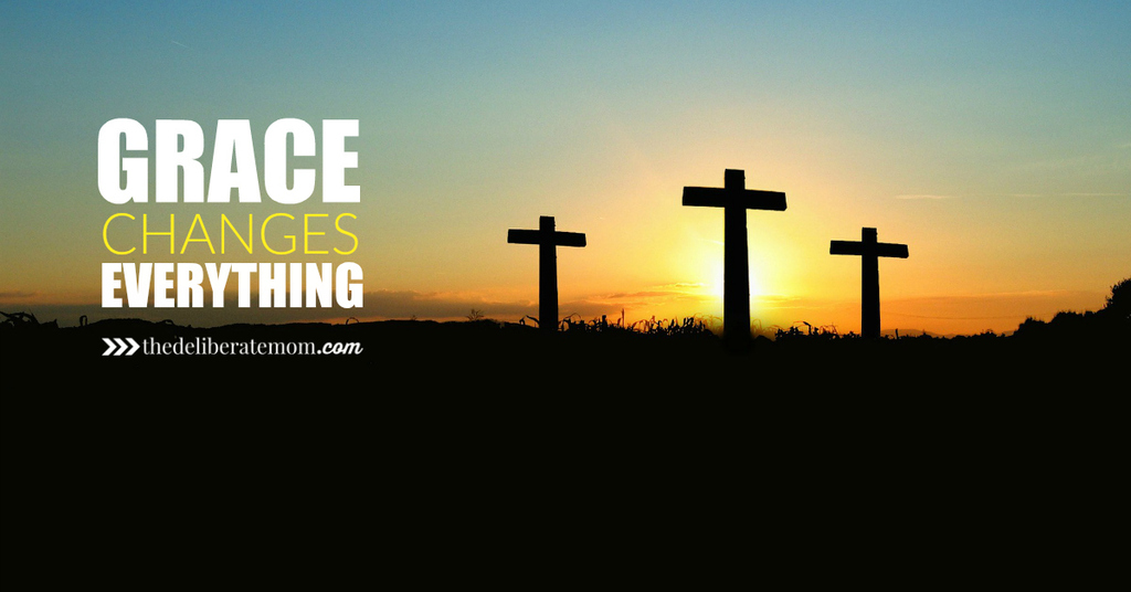 Seeking God. Faith. Prayer. I've listened, prayed, and searched... then I came to realize something... grace changes everything. #faith