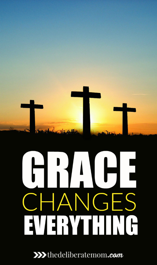 Seeking God. Faith. Prayer. I've listened, prayed, and searched... then I came to realize something... grace changes everything. #christianity