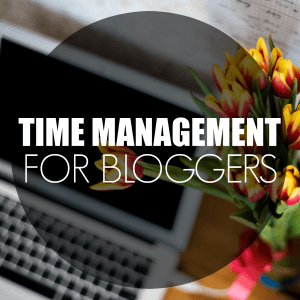 Since time management is one of the biggest obstacles for bloggers, check out this online course to help you maximize your time and potential!