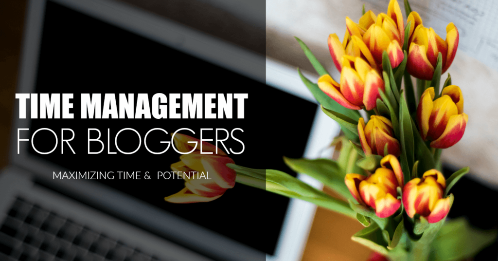 Time-management is one of the greatest obstacles for bloggers. There's so much vying for our attention, how do we manage it all?! Here are some key life management tips so that you can get more blogging done.