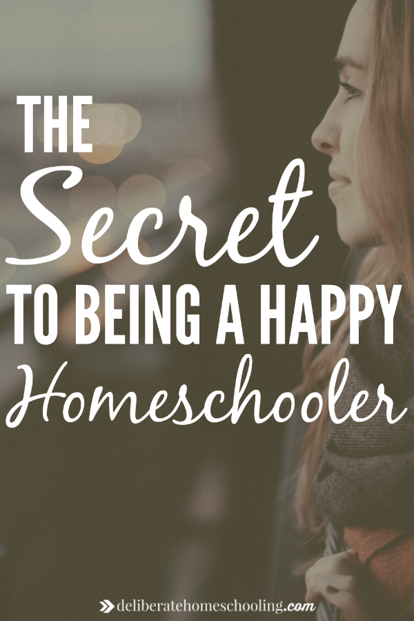 Do you want to wake up every day excited to homeschool? Do you want to love your homeschool? Check out these secrets to being a happy homeschooling parent!