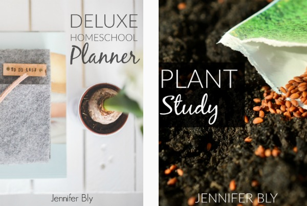 The covers of products by Jennifer Bly