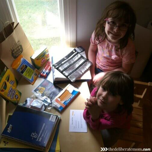Back-to-school season can be a huge burden on financially needy families. Here are some ways that we can help others during this expensive time of year! One of our favourite ways is to donate school supplies!