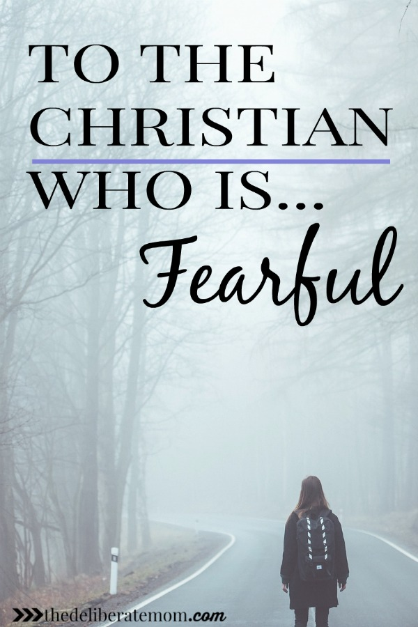 Are you a fearful Christian? Do you get anxious, worried, and fearful before you go to God? If so, this post is for you! Get sound advice to overcome that fear!