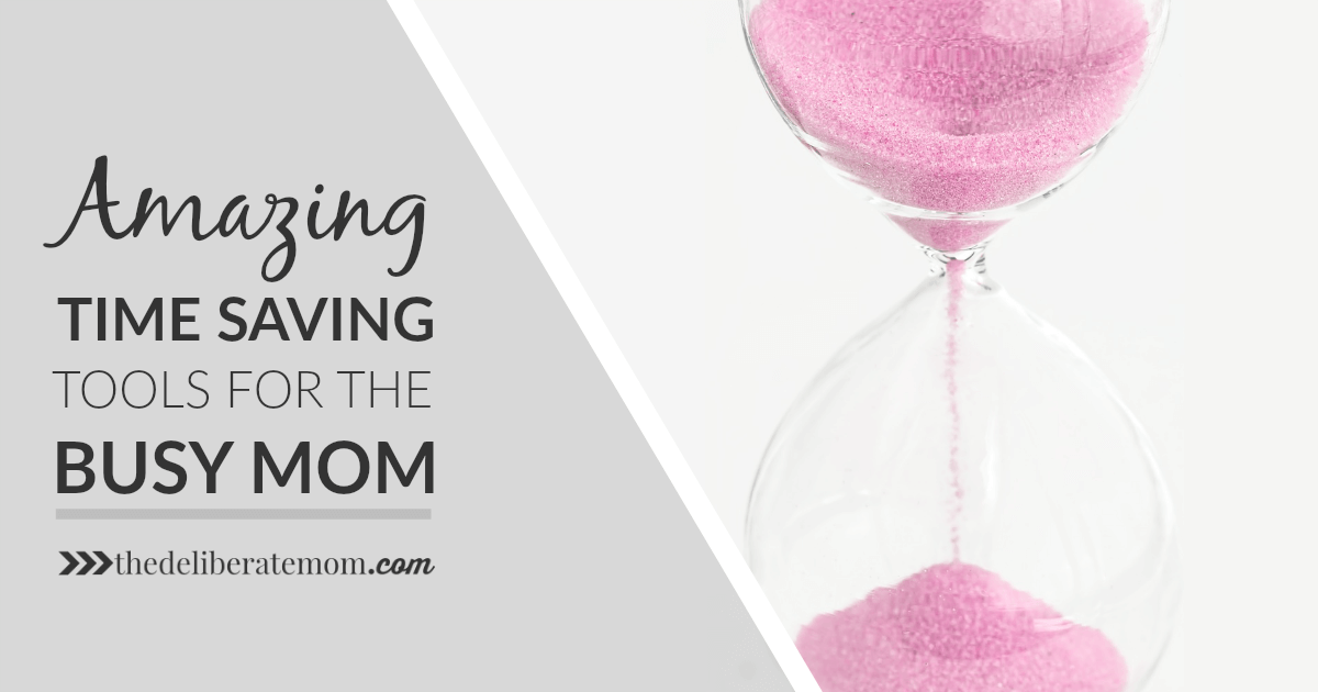 Are you a mom? Are you busy? You may want to check out these amazing time saving tools for busy moms! These resources will help you maximize your time!