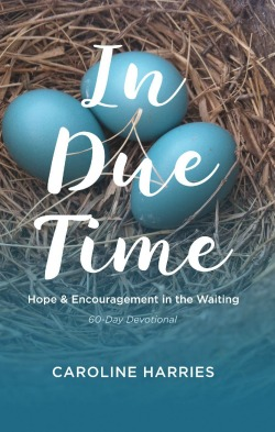 In Due Time devotional
