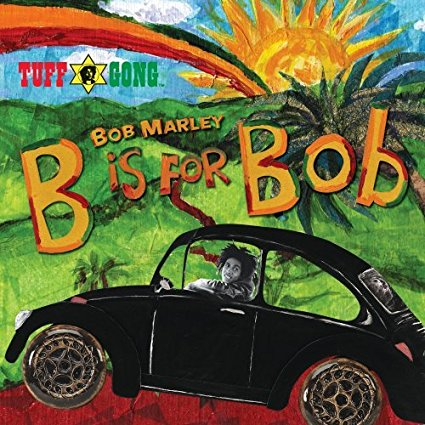B is for Bob - Bob Marley