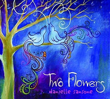 Two Flowers by Danielle Sansone