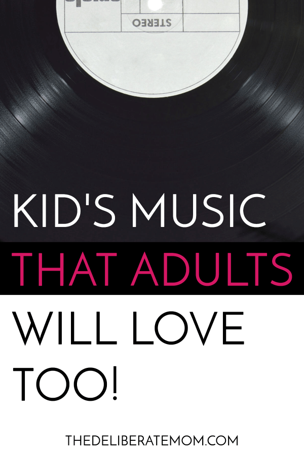 Is there any kid's music that adults will actually enjoy? Children's music can be terribly annoying. Check out this list of children's albums that any adult will love!