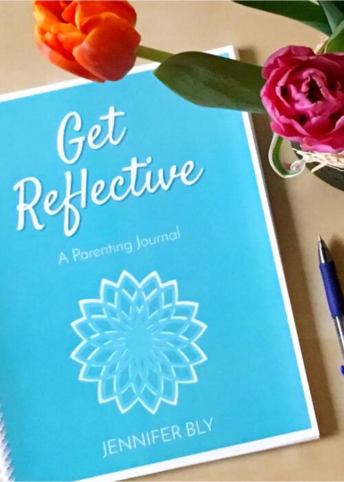 Bonus - Get Reflective Parenting Journal