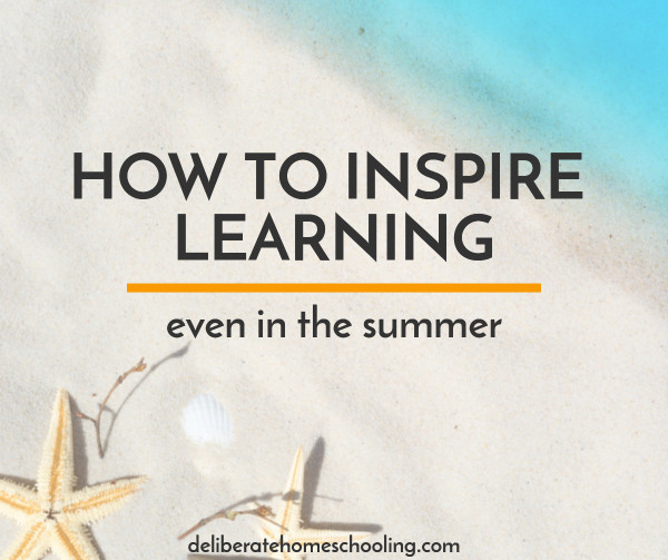 Summer is here but how can we inspire summer learning? Check out these tips and suggestions! Plus get a free sheet of summer writing prompts!