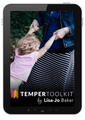 The Temper Toolkit - a featured product in the 2017 Ultimate Homemaking Bundle!