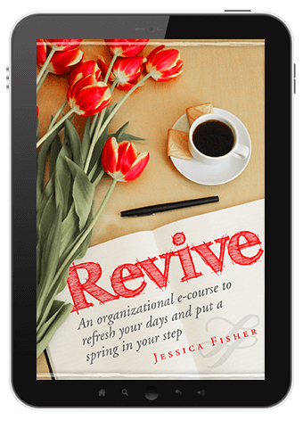 Revive - a featured product in the 2017 Ultimate Homemaking Bundle!