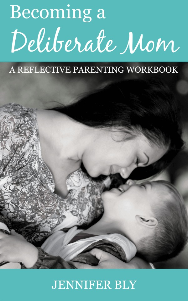 Are you frustrated and disappointed in your parenting? This Becoming a Deliberate Mom workbook will take you on a journey to become the mom you long to be!