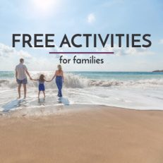 Free Activities That Are Family Friendly!