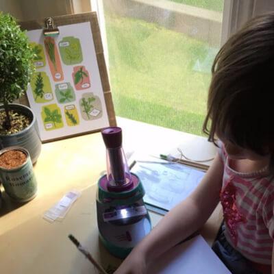 How to Set Up an Awesome Homeschool Preschool Program