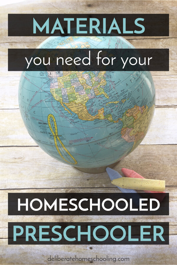 Do you have a young child that you will be homeschooling soon? Check out this list of high quality homeschool materials that your preschooler will love.