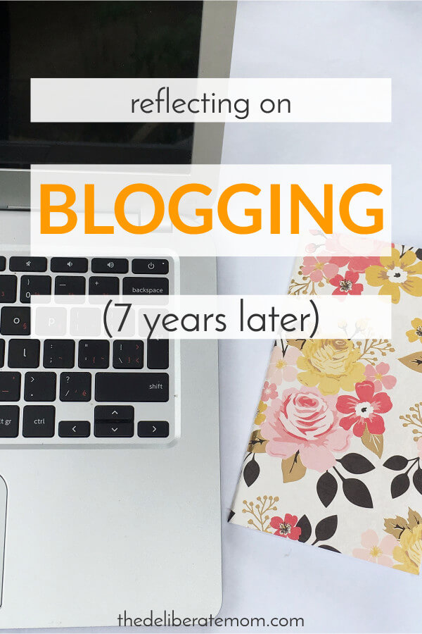The landscape of blogging has shifted over the years. From clickable titles to sponsored posts, it seems storytelling is happening less often. Here are my blogging reflections of the past 7 years.