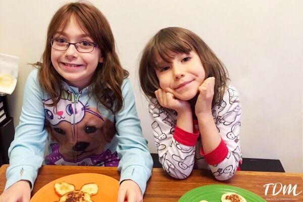 Pancake kids