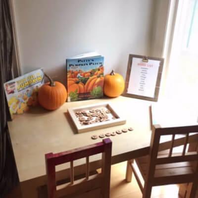 It's a Great Pumpkin Curriculum