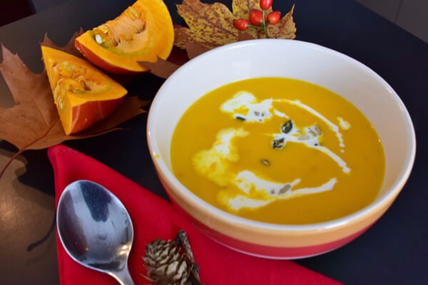 There are so many pumpkin recipes that can made!