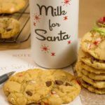 Gluten Free Candy Cane Cookies