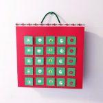 DIY Egg Carton Advent Calendar