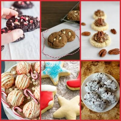 15+ Delicious Gluten-Free Christmas Cookies