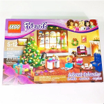We love our Lego friends advent calendar!