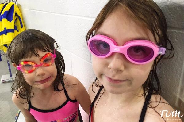 Deliberate Moment: Goggles