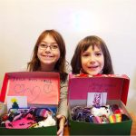 {deliberate moments: shoeboxes}