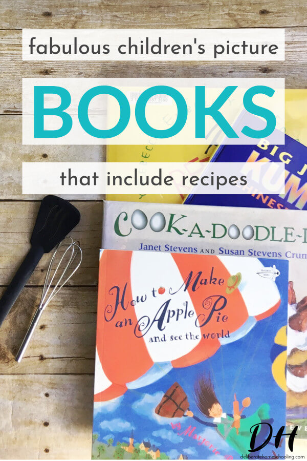 I have many delights but children's picture books and cooking hold a special place in my heart. A while ago I discovered a new genre of books... children's picture books that include recipes! Here are some of my favourite (and most delicious) reads!