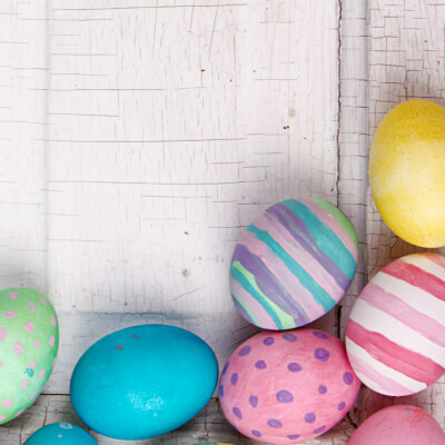 The Best Candy-Free Easter Basket Ideas
