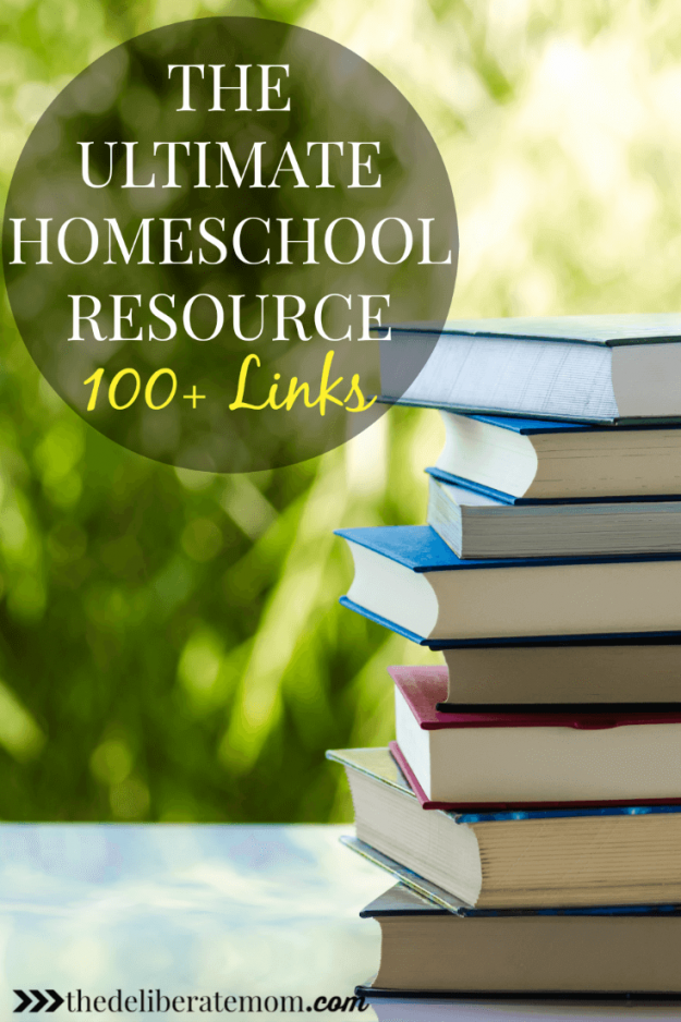 Are you new to homeschooling? Maybe you've been at it for a while but you're looking for inspiration or new ideas. This ultimate homeschool resource page is a wonderful way to explore homeschooling. With over 100 links to FREE, informative, and useful sites, this is your one stop for homeschool apps, homeschool YouTube channels, and homeschool ideas. #homeschooling #homeschoolresources