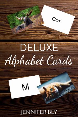 Deluxe Alphabet Cards