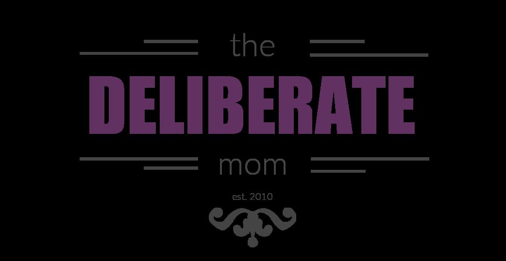 The Deliberate Mom