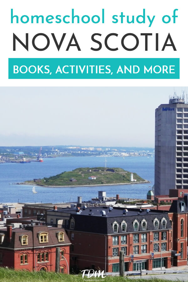 Want to teach your child about Canada? Do you want them to learn about Nova Scotia? This family studied Nova Scotia in their homeschool! Check out all of the fun and educational activities they did to learn about this beautiful province!