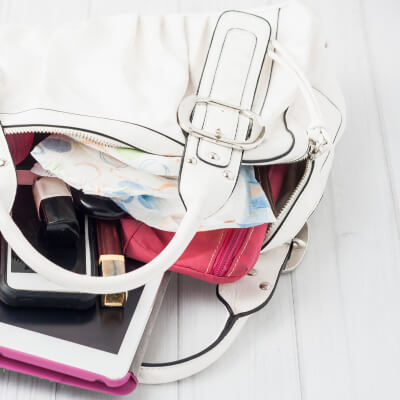 12 Essential Items Every Mom Should Have in Her Purse