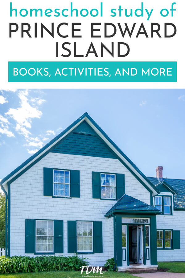 Want to teach your child about Canada? Do you want them to learn about Prince Edward Island? This family studied Prince Edward Island in their homeschool! Check out all of the fun and educational activities they did to learn about this beautiful province!
