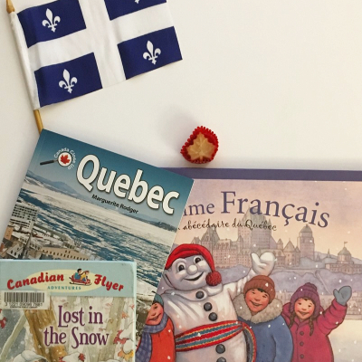 Learning About Canada: Homeschool Quebec Unit Study