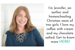 Meet the author of The Deliberate Mom: Jennifer Bly.