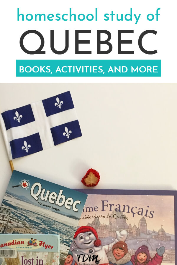 Want to teach your child about Canada? Do you want them to learn about Quebec? This family studied Quebec in their homeschool! Check out all of their fun and educational Quebec unit study activities!