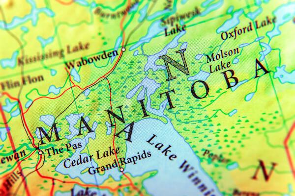 Manitoba Map - Homeschool Manitoba Unit Study